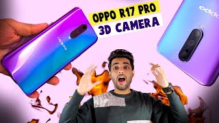 OPPO R17 PRO with 3D camera 🔥- FULL SPECIFICATION,PRICE