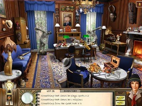 Valerie Porter and the Scarlet Scandal v1.0 (Windows game 2009)