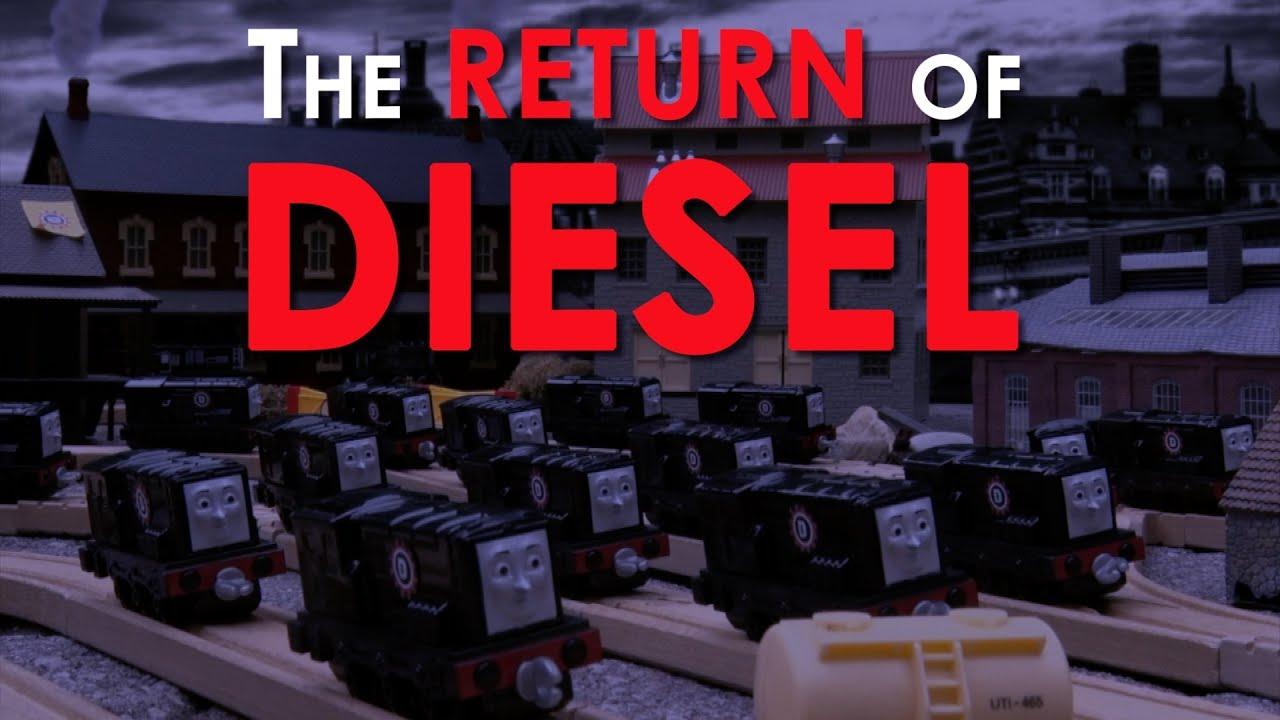 "Used International Trucks >> The Thomas Creator Collective - ""The Return of Diesel"" Original Soundtrack - Tines Sensahthe ..."