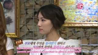 Kim Taeyeon SNSD doesn't want her Child to become a Singer - Stafaband