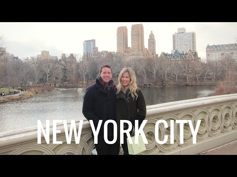 New Years & Food In NYC | Kathryn Tamblyn | NYC Vlog