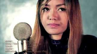 Loraine - Sa Aking Panaginip ( Acoustic Version ) ( Official Lyric Video )