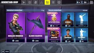 shop vom 18 04 18 shark pickaxe fortnite - shark pickaxe fortnite