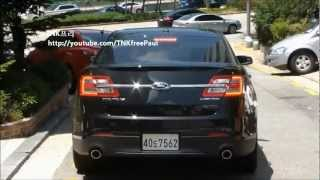 2013 Ford Taurus Test Drive ( Limited)