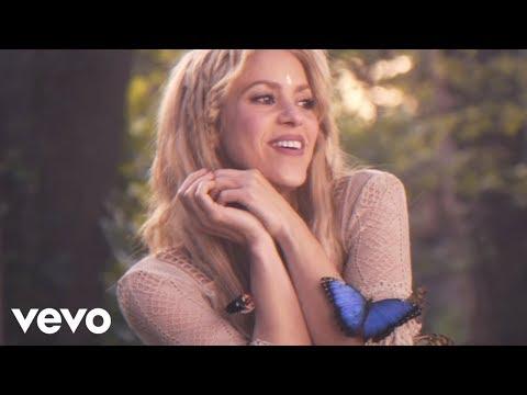 Shakira - Me Enamoré (Behind the Scenes)