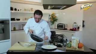 Ricetta Gnocchi Di Patate Con Zucca Patarò, Amaretto Sbriciolato E Crema Di Scalogno