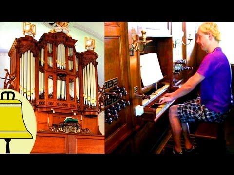 Gezang 90, Is God de Heer maar voor mij: Samenzang Hervormde kerk Oostwold