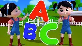 ABC canção aprender inglês alfabeto canções para crianças educativas canções ABC Song In Portuguese