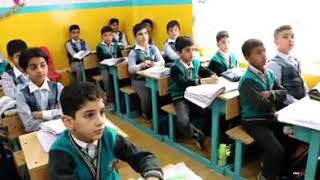 مشاركات طلاب الصف الثالث بتكوين جمل مفيدة ودرس تاء التأنيث/ مدرسة المظفر الابتدائية الاهلية