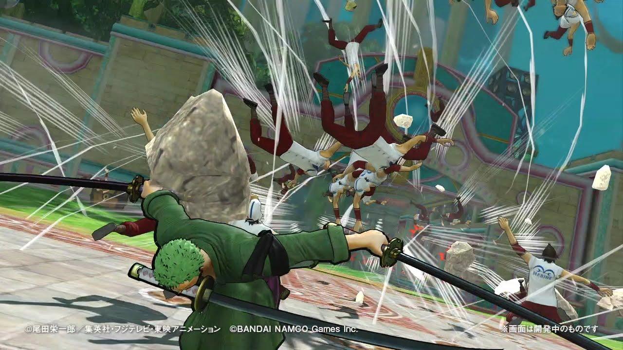 One Piece: Kaizoku Musou 3