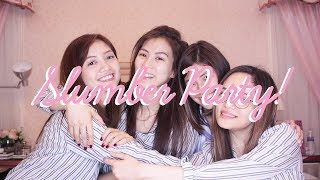 Slumber Party and I cried.. By Alex Gonzaga