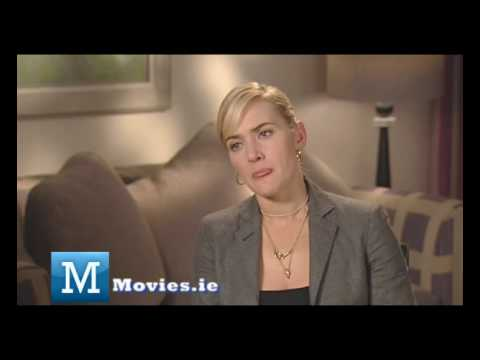 Kate Winslet Talks About Her Oscar Winning Role - The Reader & Revolutionary Road