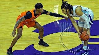OkState vs K-State Men's Basketball Highlights