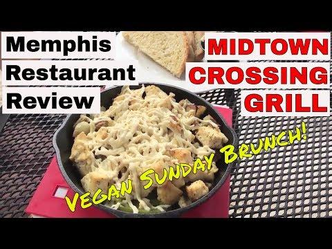 Memphis Restaurant Review:  Midtown Crossing Grill (Vegan Brunch!!)
