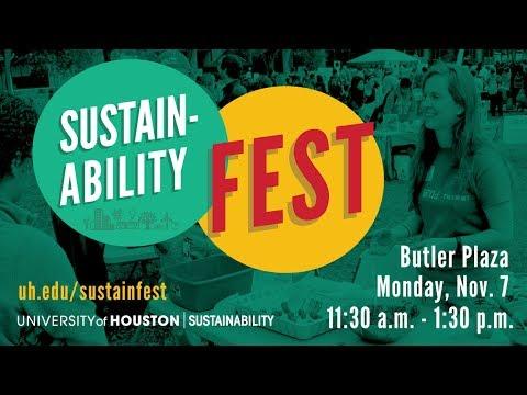 UH Sustainability Fest 2016