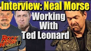 Neal Morse on Working With Spock Beard Current Singer Ted Leonard
