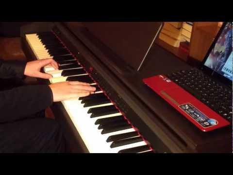 Big O - Painful Dream [piano]