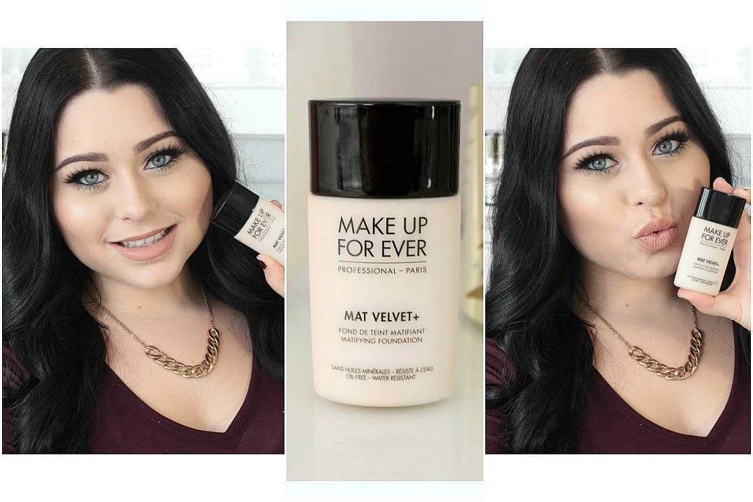 First Impression Amp Review Makeup Forever Mat Velvet