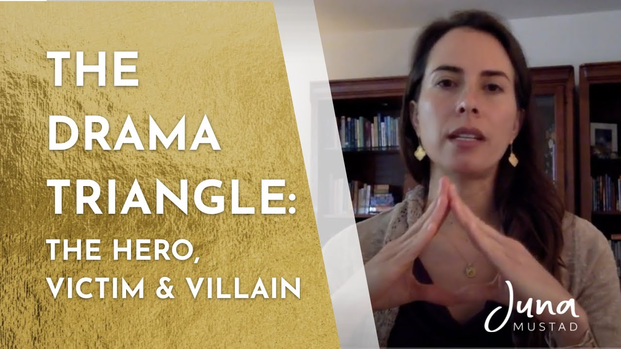 The Drama Triangle: Understanding our Inner Hero, Victim & Villain