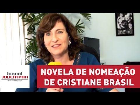 Novela de nomeação de Cristiane Brasil segue indefinida | Jornal Jovem Pan