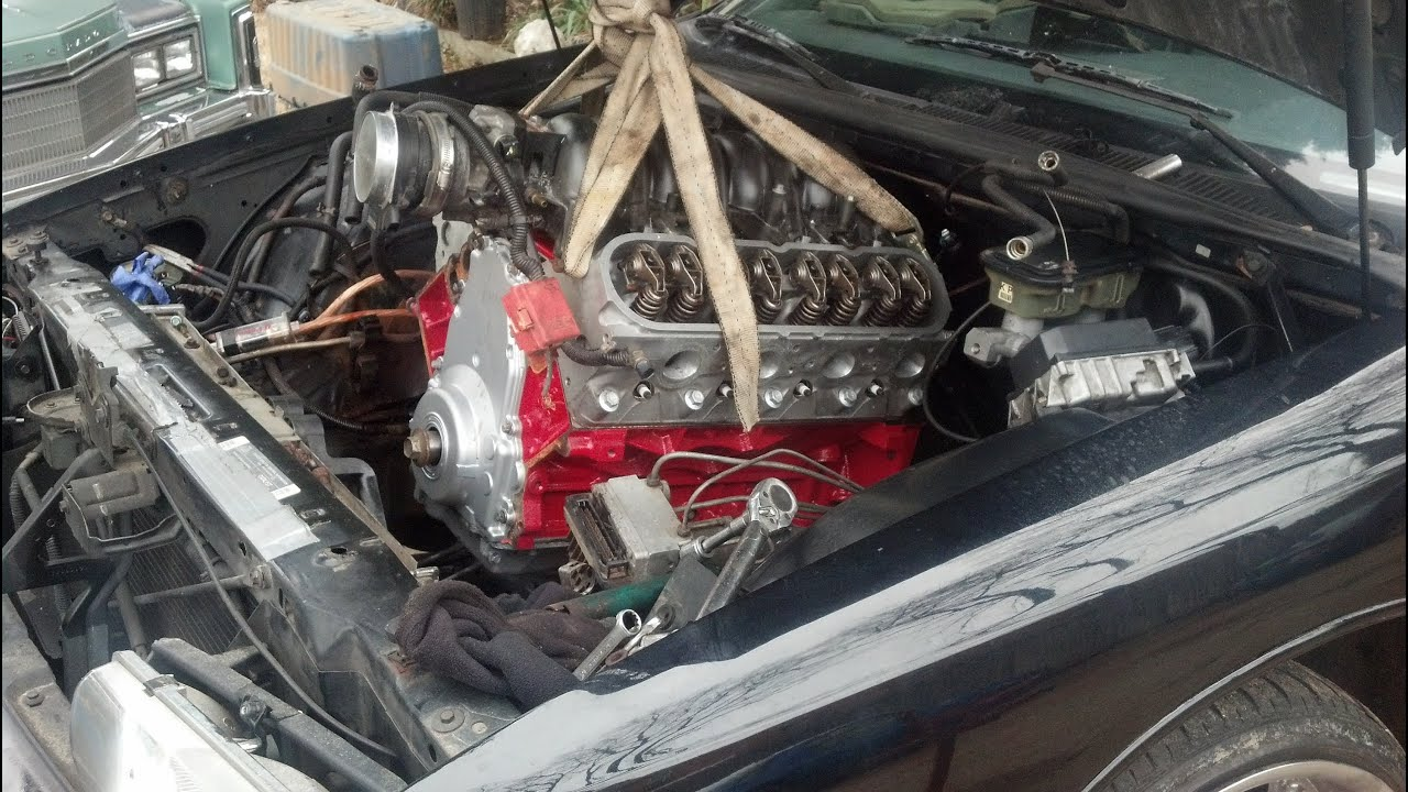 Wiring Harness Ls Swap 96 Impala Schematics Diagrams Tbi Conversion 1995 Ss Lsx In Progress Youtube Rh Com Ls1 Plugs On