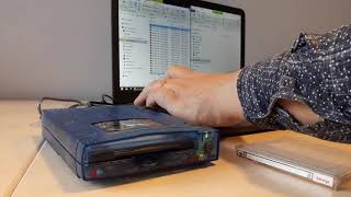 Vendo Iomega Zip Drive 100Mb USB - Link na Descriço