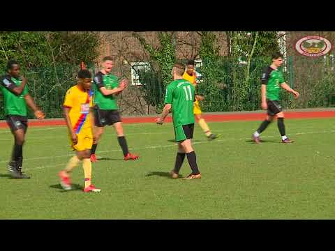 Phoenix Sports vs Crystal Palace U19s goals National League Youth Alliance