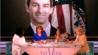 'The View' Slays Anti-Oral Sex Politician