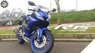 MOTOR 150cc RASA MOGE | #TestRide All New Yamaha R15 v3