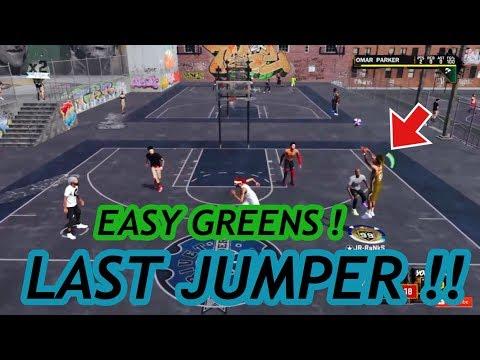 THE LAST BEST JUMPSHOT IN NBA 2K18!! THE FINAL JUMPSHOT OF NBA 2K18!! GREENLIGHTS!