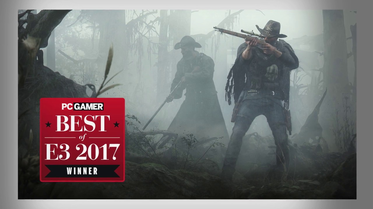 Crytek's The Hunt: Showdown - Dev Diary #1: History and ...
