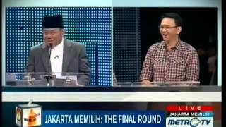 Debat Cagub DKI 2012 Metro TV Part 6