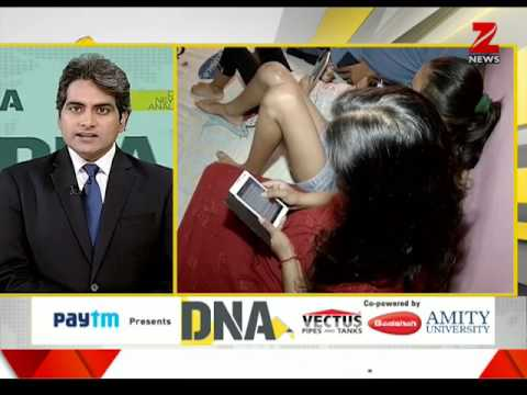 DNA: Every Indian spends 26 hours in a week over the phone| जानें फोन फोबिया से जुड़े रोचक तथ्य