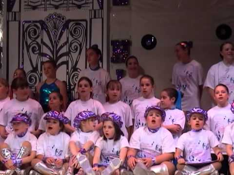 Dance Recital - We Are the World - 2004