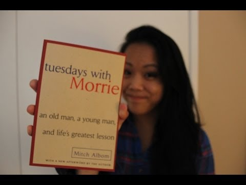 Tuesdays With Morrie Book Review
