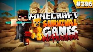 PLAYING SOLO ON TEAM SG! - Minecraft Survival Games #296