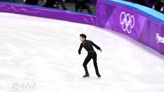Boyang Jin Short program(SP) 4K 180216 Pyeongchang 2018 Figure Skating Men Single