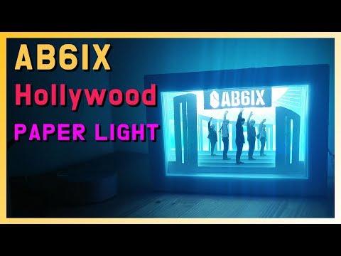DIY l Make a AB6IX Paper Light BOX