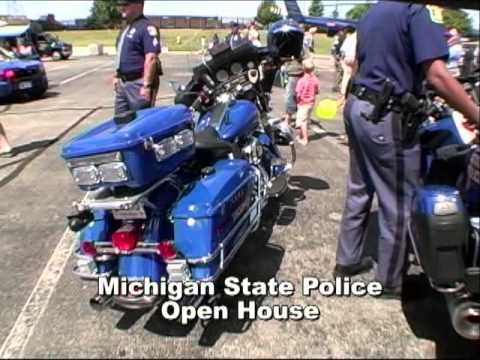 Michigan State Police Open House