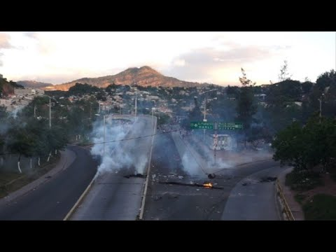 State of emergency in Honduras