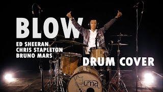 Yoy Marsh - BLOW - Ed Sheeran, Chris Stapleton, Bruno Mars (Drum Cover) Video