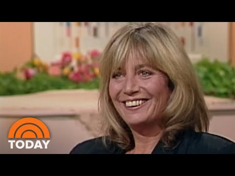 Penny Marshall Talks Directing 'Big' In 1988 On TODAY | Today Show
