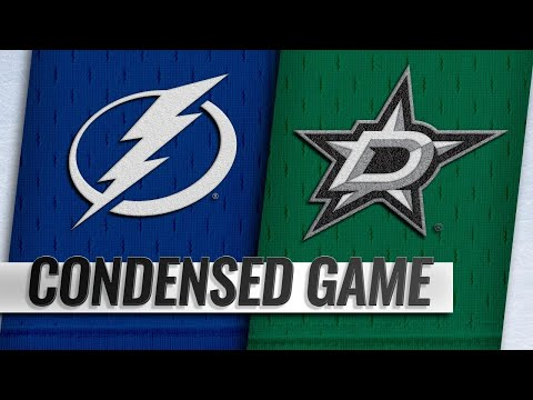 01/15/19 Condensed Game: Lightning @ Stars