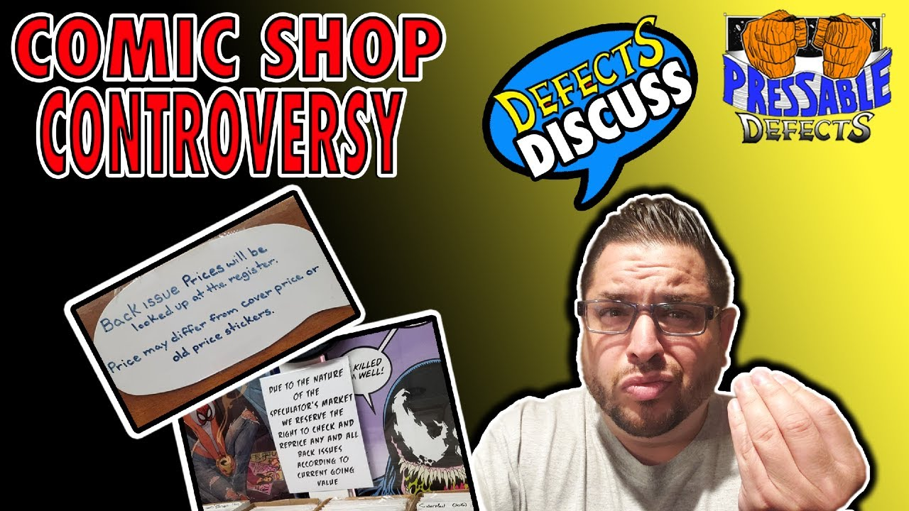 Comic Market Causing Controversy | Comic Book Talk