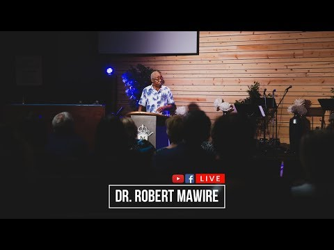 Dr. Robert Mawire LIVE at Good News World Outreach