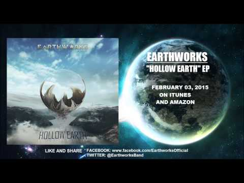 "Earthworks""HollowEarth""EP Teaser2015"