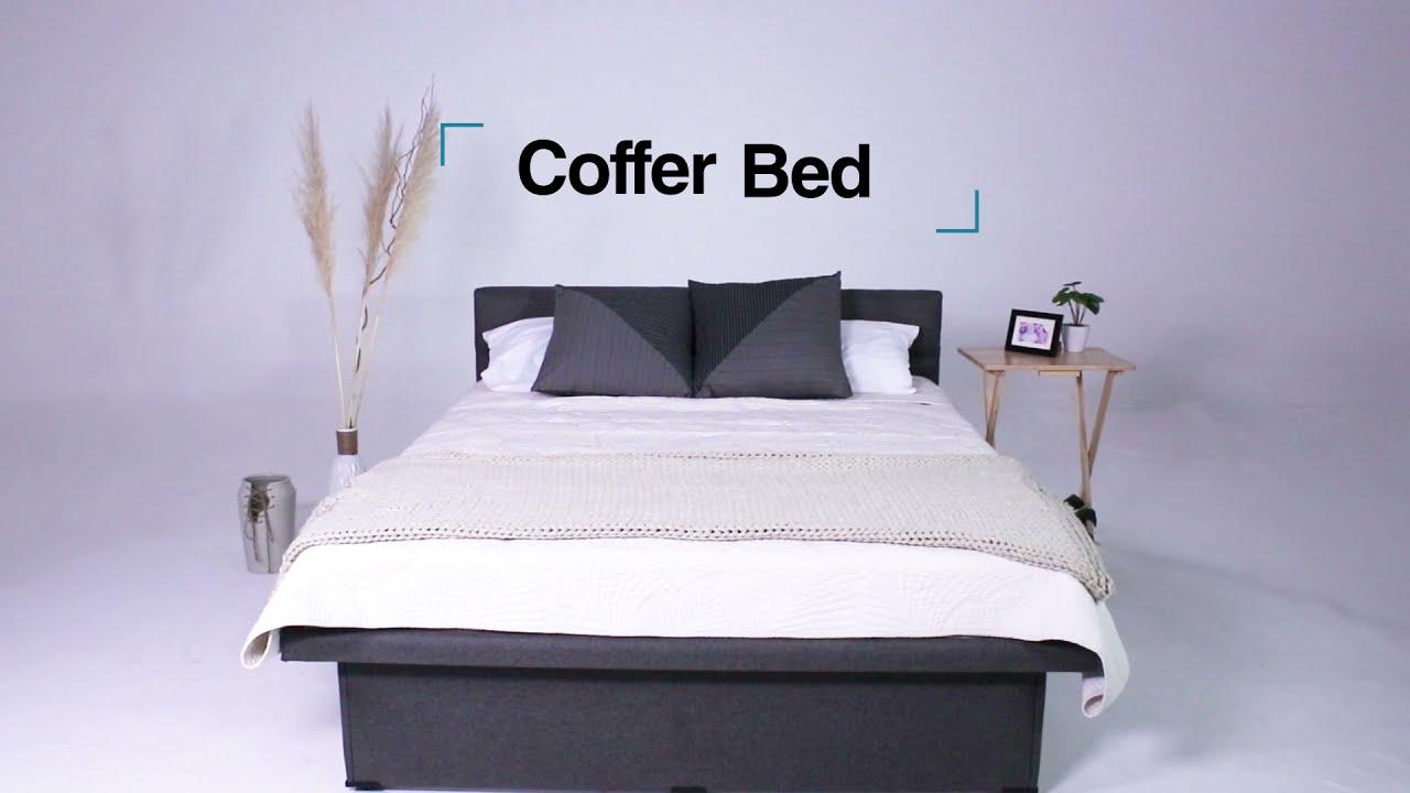 Big Little Ideas - Coffer Bed