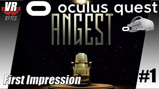"""Eines der besten kostenlosen Games für Oculus GO """"Angest"""" ist nun a..."""