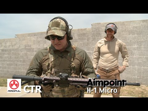 AR15 Rear vs Forward charging handle test