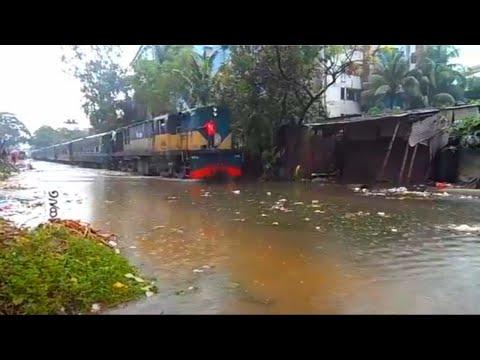 dhaka to narayanganj /Bangladesh Railway/21/10/2017